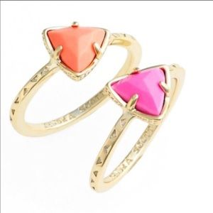 Kendra Scott Stackable Rings